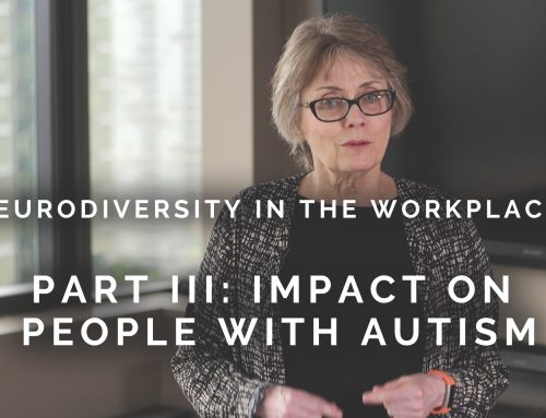 Why Neurodiversify – Impact on Individuals on the Autism Spectrum