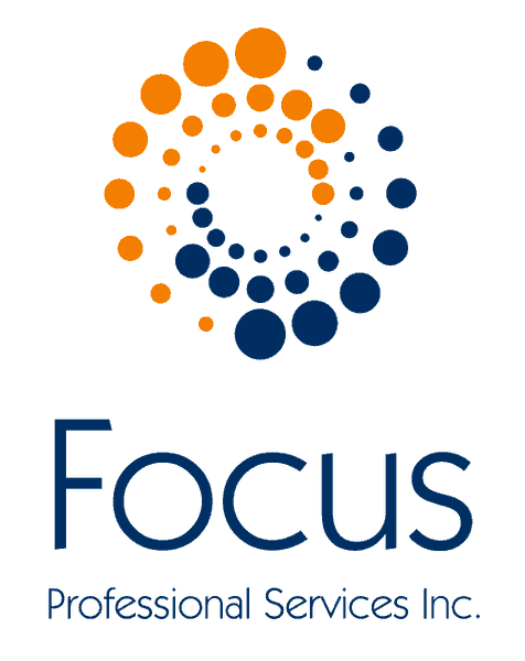 Focus Professional Services Inc. Retina Logo